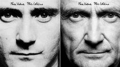 Phil Collins reprend ses pochettes pour montrer le passage du temps