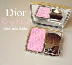 Dior Blush, Body Is A Temple, French Beauty, Makeup Cosmetics, Makeup Products, Beauty Products, Swatch, Glow, Hair Beauty