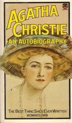 Agatha Christie:An Autobiography - Fontana 5328 by mjkghk, via Flickr