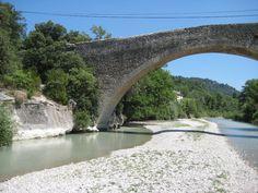 Pont Saint-Michel, Entrechaux