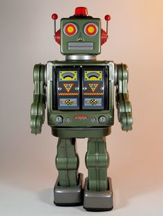 Easily set up a robot machine to generate PDFs and deliver them to FileMaker WebDirect users. Such a robot is built into the SeedCode Complete template. Vintage Robots, Retro Robot, Vintage Toys, Retro Toys, Domo Arigato, Robot Costumes, Future Wallpaper, Japanese Robot, Melting Metal