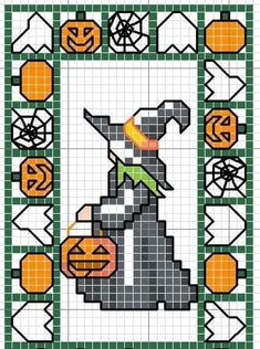 Thrilling Designing Your Own Cross Stitch Embroidery Patterns Ideas. Exhilarating Designing Your Own Cross Stitch Embroidery Patterns Ideas. Fall Cross Stitch, Tiny Cross Stitch, Cross Stitch Heart, Cross Stitching, Cross Stitch Embroidery, Embroidery Patterns, Halloween Embroidery, Halloween Cross Stitches, Modern Cross Stitch Patterns