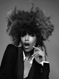 True Grit by Ryan Harris | See the full #hair collection at salonmagazine.ca