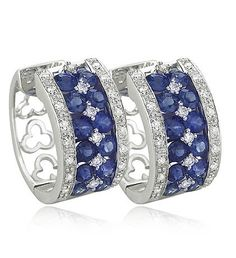 sapphire jewelry | Sapphire Jewelry – Fiery Blue is the in Thing