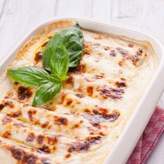 Kéksajtos-brokkolis cannelloni Recept képpel - Mindmegette.hu - Receptek Pasta Recipes, Pizza, Favorite Recipes, Bread, Food, Brot, Essen, Baking, Meals