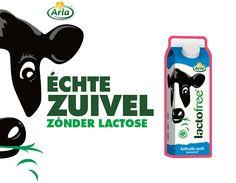 Lactofree van Arla, lactosevrije melkproducten. Meer tips? http://www.lactosevrijgenieten.nl