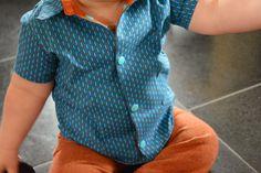 Made by Lot: De tenue voor zijn verjaardag...