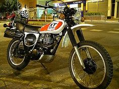 Image illustrative de l'article Yamaha XT 500