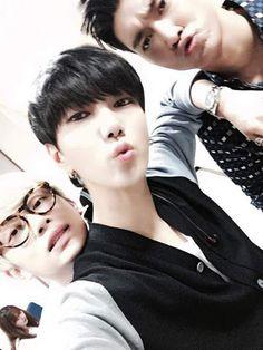 #cute #yesung #siwwon #heechul