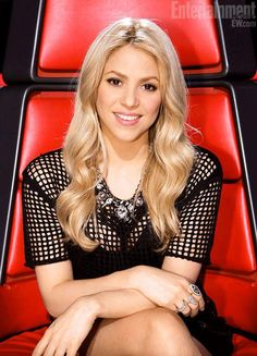 'The Voice': Shakira's live playoffs style, round one