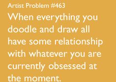 XD yep. That's why sketchbooks always double as journals.