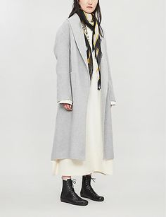 Loewe - Bags, Wallets and Loewe Bag, Small Leather Bag, Wrap Coat, Cashmere Coat, Shearling Jacket, Wool Scarf, Fashion Online, Duster Coat, Wallets