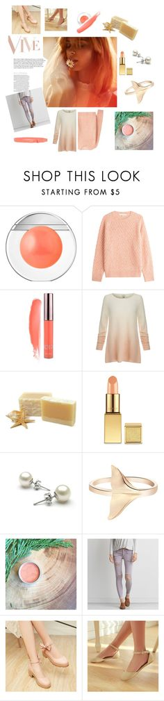 """⋆ dandelion drifter ⋆"" by shuushi ❤ liked on Polyvore featuring Estée Lauder, Vanessa Bruno, Joie, American Eagle Outfitters and Momonì"