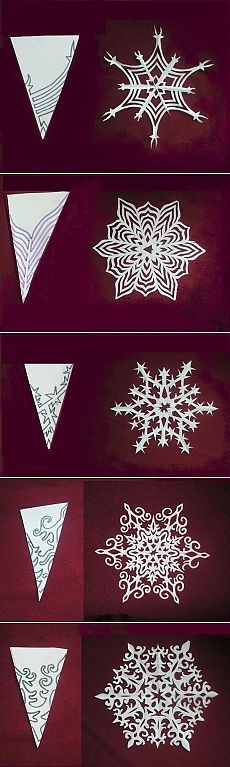 awesome Beautiful snowflakes (templates) / Paper and pencils (scrapbooking, origami, etc.) / SECOND STREET medianet_width = medianet_height = medianet_crid = medianet_versionId = (function() { var isSSL = 'https:' ==. Paper Snowflakes, Christmas Snowflakes, Christmas Crafts, Christmas Decorations, Paper Snowflake Patterns, Holiday Crafts, Holiday Fun, Fun Crafts, Diy And Crafts