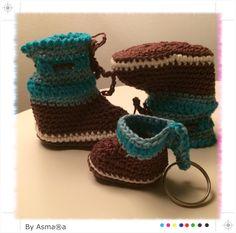Een persoonlijke favoriet uit mijn Etsy shop https://www.etsy.com/nl/listing/251352556/striped-babybooties-stylishe