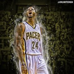 Paul George.   Pray for him!!!!