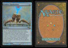 1 FOIL Goblin Charbelcher - Mirrodin Mtg Magic  x1   #150022 #WizardsoftheCoast