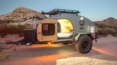 #RVing We've had a lot of people ask us where they can rent one of these little teardrop trailers. This article has a few suggestions for where to rent these, as well as where to rent vintage VW buses, and refurbished Airstreams. Check it out!