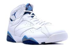 """Air Jordan 7 undoubtedly using a very ugly appearance design, nearly between the look of contemporary and rebuilding ancient methods in between, particularly OG version wonderful coordinating colours, and with the special after the """"9"""", let AirJordan 7 OG was natural to transmit away the reveal the breath of honour."""