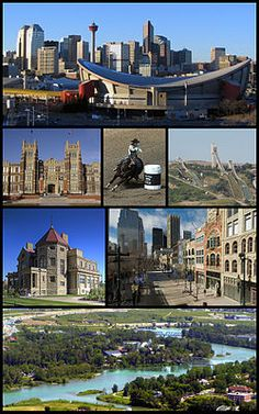 Calgary--I arrived here first before riding train through the Canadian Rockies. I plan to take this trip again some day. Canada is an extremely beautiful country. Alaska, Rocky Mountains, British Columbia, Bolivia, Honduras, Ecuador, Calgary International Airport, Places To Travel, Places To Visit