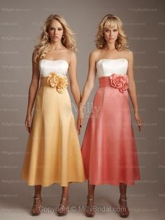 Bridesmaid Dress #weddings #dress #fashion
