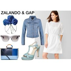 Wiosna w szafie by annnna252 on Polyvore featuring uroda, Valentino, Tory Burch, New Look and even&odd