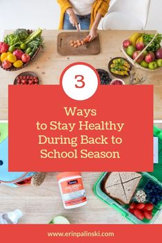 And just like that summer is slowly winding down and back to school season is in full swing. If you are a parent, chances are your days have been jam-packed with shopping for school supplies, the first day of school outfits, and all of those last-minute back to school must-haves. #healthymom #fitmom #healthandfitness #momhacks #healthandwellness #healthandnutrition #nutrition #healthymeals #healthymealplan #healthylife #fitnessfood #healthyeating