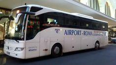 Ônibus Roma/ Aeroporto Roma/IT 25/01/2016