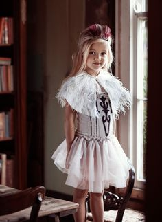 Tutu Du Monde Poison Arrow Tutu in Mist available for rent from The Borrowed Boutique