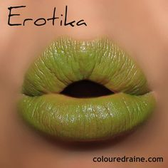 Erotika Coloured Raine lipstick