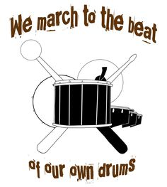 drumline shirt 4 by f0ol101.deviantart.com on @deviantART