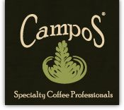 Campos Coffee - named Best Coffee Innovator 2011 in the SMH Good Cafe Guide