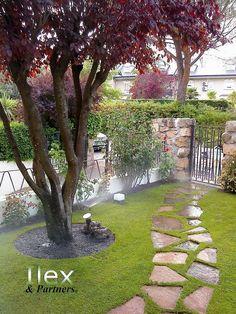 Diseño de Jardines, Jardinería, Paisajismo - ILEX & PARTNERS