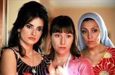 **Volver (2006) Penélope Cruz, Carmen Maura, Lola Dueñas - Director: Pedro Almodóvar - IMDB: After her death, a mother returns to her home town in order to fix the situations she couldn't resolve during her life. - REMOVED FROM 2008 EDITION