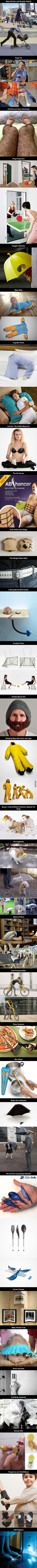 30 Weird And Awesome Inventions. http://9gag.com/gag/aEwjmr9?fb_action_ids=10203051901713594&fb_action_types=og.likes