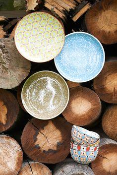 Décoration Collections Pomax Assiettes