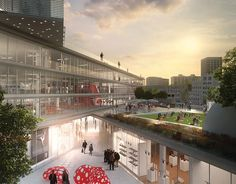 The Style Examiner: OMA wins competition to design Santa Monica mixed-use building
