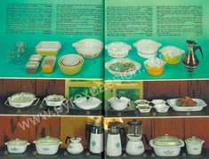 Saving Green Stamps for Pyrex! Vintage Dishware, Vintage Kitchen, Vintage Pyrex, Vintage Ads, Vintage Photos, Vintage Stuff, Pyrex Bowls, Stamp Catalogue