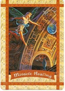 Fairy Message: Miracle Healing