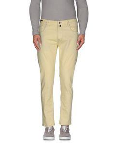 #Pt05 pantaloni jeans uomo Giallo chiaro  ad Euro 53.00 in #Pt05 #Uomo jeans pantaloni jeans