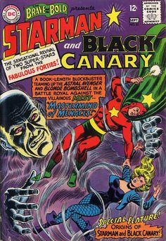 1965 Alley Award - Best Comic Book Cover: The Brave and the Bold (1955 series) #61