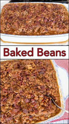 Baked Beans www.joyineverysea...