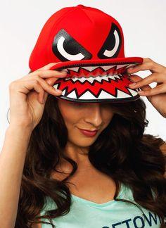 Monster Mouth Snapback Hat $14.30 지바카라 JX1100.COM MGM바카라 CTG414.CO.NR 지바카라 MGM바카라 지바카라 MGM바카라  지바카라 MGM바카라지바카라 MGM바카라