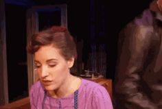 #TonyAwards nominee Jessie Mueller in #Beautiful - The Carole King Musical on #Broadway