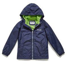 Boys Jacket - Navy Jacket for Boys - Just Jack