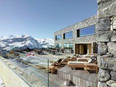 Galería - Hotel Chetzeron / Actescollectifs Architectes - 4