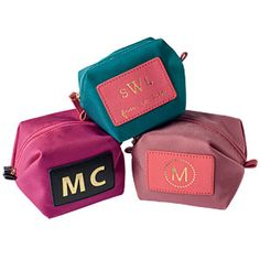 Monogrammed Pouch < Christmas Holiday Gift Ideas - Southern Living Mobile