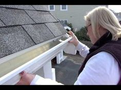 http://www.meganmedicalpt.com/  How to Install Aluminum Gutters - This Old House