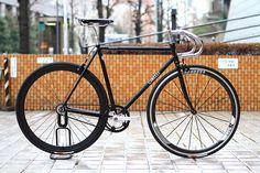 *CINELLI* gazzetta complete bike
