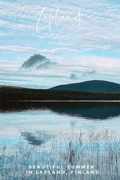 The Finnish Lapland is unique and beautiful also in the Summer. If you want to experience pure nature in an arctic wilderness, this is your escape. Europe Travel Tips, Travel List, European Travel, Us Travel, Travel Guides, Sweden Destinations, Travel Destinations, Throughout The World, Around The Worlds